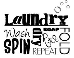 The Laundry Room wall vinyl sticker by KleinsKreations on Etsy Silhouette Vinyl, Silhouette Cameo Projects, Silhouette Machine, Laundry Room Signs, Laundry In Bathroom, Bathroom Signs, Laundry Rooms, Vinyl Quotes, Sign Quotes