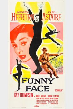 Funny Face - American musical romantic comedy, 1957
