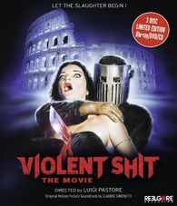 Bluray Tuesday features: Violent Shit - The Movie (Blu-ray)