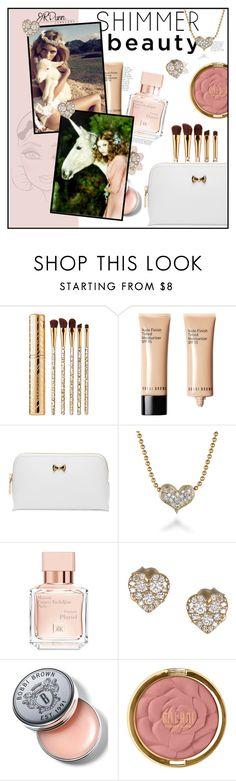 """Beauty"" by beautifulsunshine1 ❤ liked on Polyvore featuring Sephora Collection, Bobbi Brown Cosmetics, Ted Baker, Maison Francis Kurkdjian, Anja, Dunn and Milani"