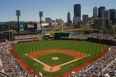 Pittsburgh Pirates PNC Park