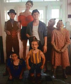 American Horror Show - Freak Show