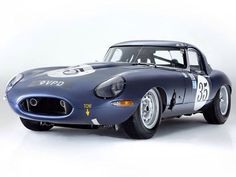 1961 Jaguar Lightweight E Type chassis 850007 up for @handhclassics auction at…