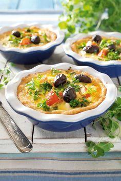 Kuvahaun tulos haulle kreikkalainen ruoka Quiche, Koti, Breakfast, Food Food, Morning Coffee, Quiches