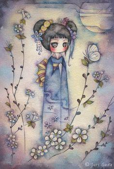 """""""Prayer"""" by Juriu Ueda"""