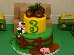 john deere cakes | Back to Post :John Deere Birthday Cake Ideas