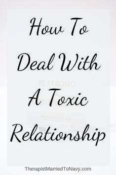 Sometimes, toxic relationships happen in our lives and we are oblivious of them.  Or we believe the love we have for one person will somehow change their behaviors.  It is human nature to want to feel loved.  But one of the mysteries of having a healthy relationship that you love is learning to love yourself.  You must have an intimate relationship with yourself and be aware of what brings you joy and peace.  Self-love is the best method for healthy relationships.   #love #relationships #healthy