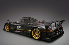 """Pagani Zonda R Does anybody remember this?: """"That makes 2 in the western hemisphere"""""""
