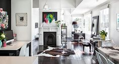A passion for reinvention keeps this interior stylist's house fresh and relevant to her growing family Queenslander, Interior Stylist, Open Plan Living, Interior Design Inspiration, Stylists, Colours, House Styles, Homeland, Living Rooms
