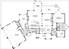 Plan 14453RK: Terrific Family House Plan
