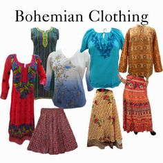 India Designs: Boho Style Daily Wear Dresses