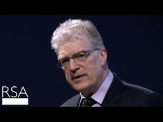 How to Change Education - Sir Ken Robinson - YouTube