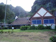 Crouching Lion Restaurant, Ka'awa, Oah'u ~ I ate here many years ago.
