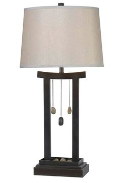 Chimes Table Lamp by Kenroy Home - Home Gallery Stores