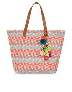 Copa Cabana Tote Bag | Multi | Accessorize
