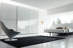 Modern Closets Made by Euromobil