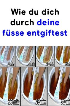 Wie du dich durch deine füsse entgiftest Beauty, Health And Fitness, Other, Foods, Tips, Cosmetology
