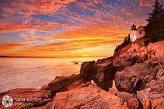 Bass Harbor Head Light by Sara Winter on 500px