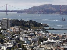 11 fun ways to fall in love with San Francisco #travel