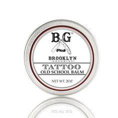 Brooklyn Grooming: Old School Tattoo Balm 60 ml