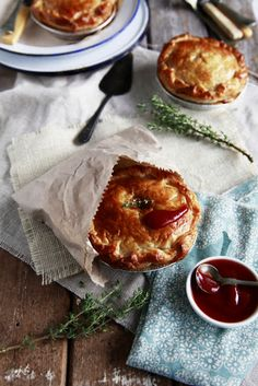 The Perfect Meat Pie (Gotta convert-- recipe is written in the metric system)