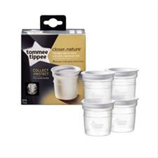 Tommee Tippee Closer to Nature Breast Milk Storage Containers - https://www.everything4youbabies.com/index.php/catalog/product/view/id/658/s/tommee-tippee-closer-to-nature-breast-milk-storage-containers/  #other #tommeetippee