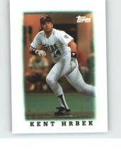 1988 Topps Mini Leaders #22 KENT HRBEK Lot of (2) Cards