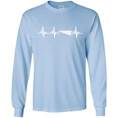 Marimba Heartbeat Long Sleeve/Sweatshirt