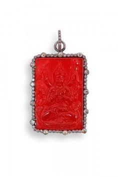 The woods ivory buddha pendant the woods fine jewelry pinterest the woods red jade buddha pendant mozeypictures Choice Image