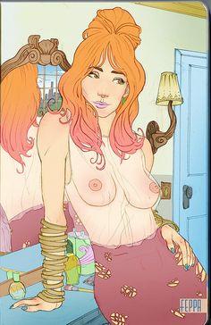 Feppa Erotic Art, Princess Zelda, Disney, Sexy, Illustration, Anime, Fictional Characters, Cartoon Movies, Illustrations