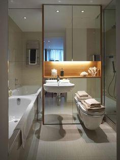 Luxury Bathroom- Riverside Quarter, Putney.