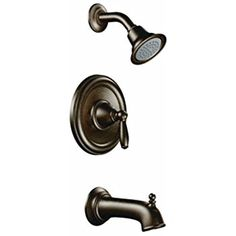 Delta Faucet BT14496-OB Windemere Monitor 14 Series Tub & Shower Trim, Oil Rubbed Bronze - Bathtub And Showerhead Faucet Systems - Amazon.com