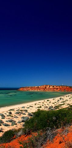 Francois Peron National Park in Western Australia, only accessible by 4WD