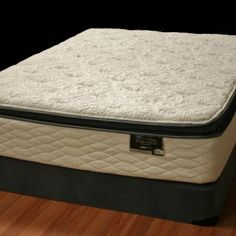 The Cool Essence Gel Pillowtop With Memory Foam Offers Best Quality In