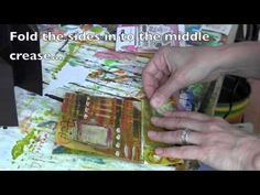 """▶ Creating a """"House"""" Card with Jessica Sporn - YouTube"""