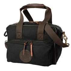 Range Bag - Ammo Bags & Storage - Hunt & Fish - Outdoor Gear :: Duluth Pack :: Made in the USA :: Quality leather and canvas luggage, backpacks, camping, and outdoor gear,
