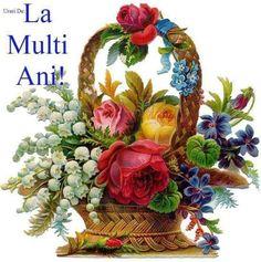 Decoupage, Clipart, Rainbow Swirl, Vintage Paris, Flower Basket, Square Quilt, Digital Image, Grapevine Wreath, Flower Art