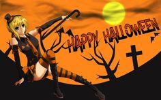 Fate/Stay Night: Happy Halloween!