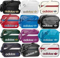 Adidas Adi Airline Messenger Shoulder Bags