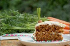 The Kitchen Lioness: Nigel Slater´s September Cakes - A whimsical look at Nigel Slater´s Carrot Cake - Nigel Slaters Möhren-Kuchen