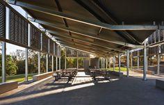 Parkpavillon in Sydney / Der rohe australische Schuppen - Architektur und Architekten - News / Meldungen / Nachrichten - BauNetz.de