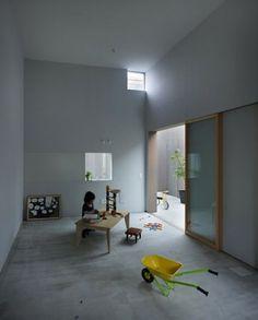 Buzen House, Suppose Design