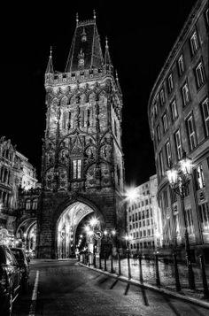 Prague Powder Tower, Czech Republic