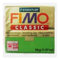 """FIMO Classic """"VERT FEUILLE / OLIVE """"  N°57"""