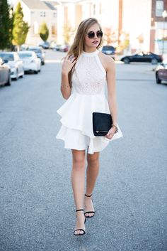 White dress #swoonboutique Swoon Boutique, Fashion Boutique, Affordable Fashion, Swag, White Dress, Women's Fashion, Shopping, Dresses, Style