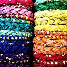 Never too many bracelets!