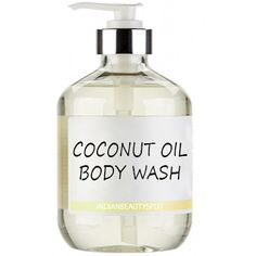 Cleanse your skin while leaving it silky, smooth and completely moisturized using a homemade natural coconut oil body wash. Ingredients...