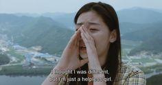 Jun Ji Hyun #korean #movie #quote my sassy girl
