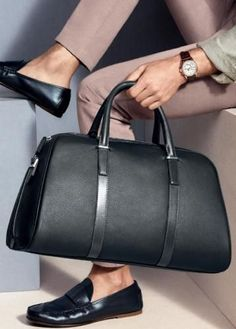 When did men bags start looking better than women bags?? Never got that memo...