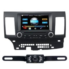 "For Mitsubishi Lancer 8"" CAR DVD Player GPS Rear Camera Bluetooth (Free Map) CD6028R by Tyso USA. $379.00. Fits for  Mitsubishi Lancer  **Note** * pls make sure the unit fit for your car(compare the size) before order *Pls note that a harness may required to install the product on vehicles that have JBL system. And this item doesn't include this harness.  *Usually we suggest you go to a professional installer.  *If you have any questions about the unit,Please email us ba..."
